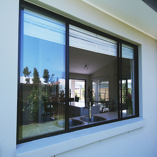 custom office sliding window small aluminium sliding windows